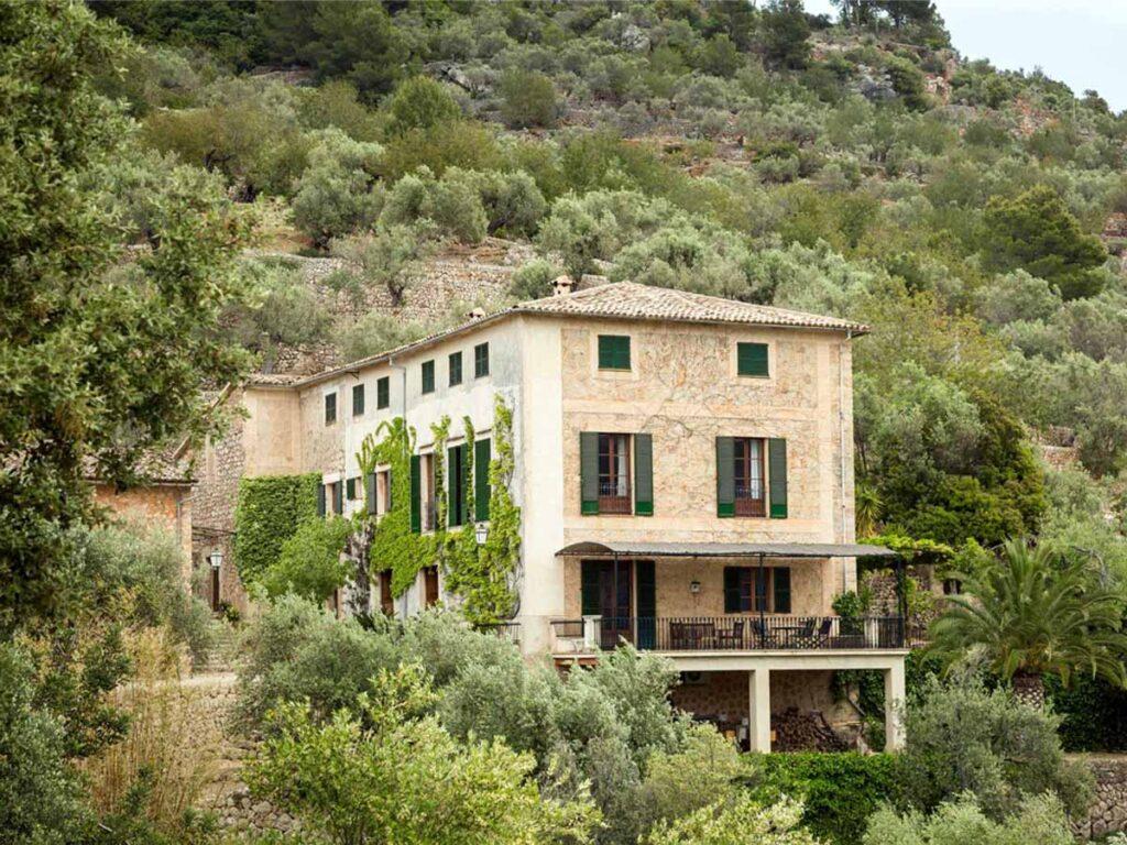 Finca Costa Nord, alquiler Sóller, Mallorca